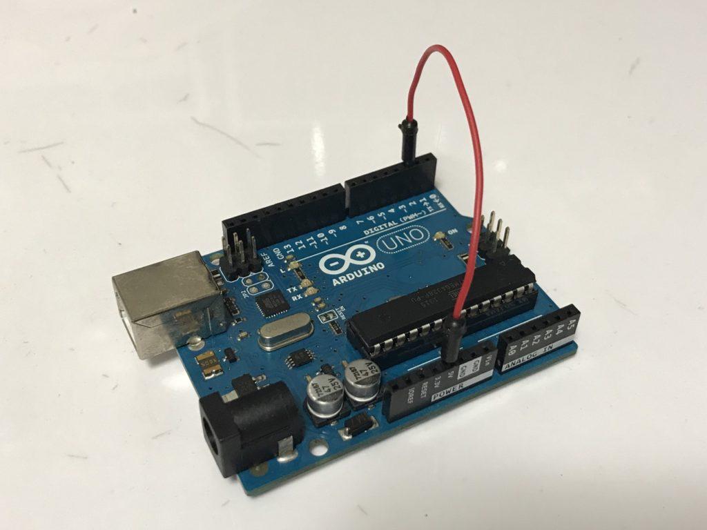 Arduino 電源接続